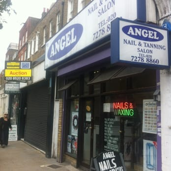 Angel nail tanning salon nail salons 15 chapel - Nail salons in london ...