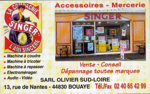 ouest machine coudre hobby shops 13 rue de nantes nantes france phone number yelp. Black Bedroom Furniture Sets. Home Design Ideas