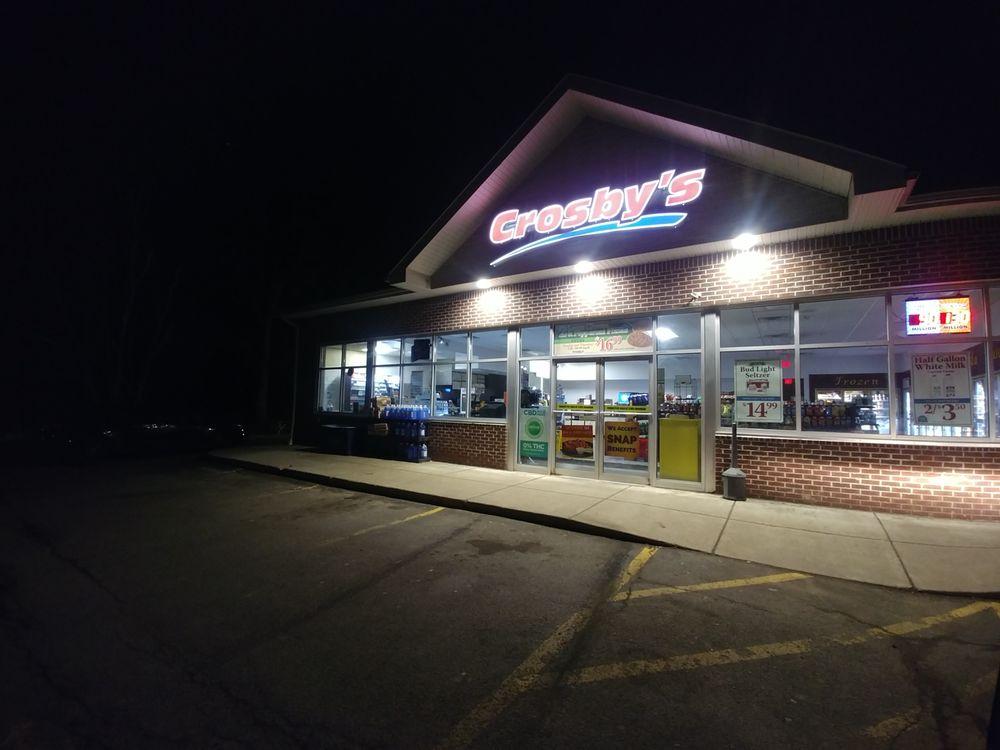 Crosby's: 7 N Main St, Delevan, NY