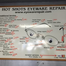 Hot Shots Eyeware Repair - 31 foton & 276 recensioner ...