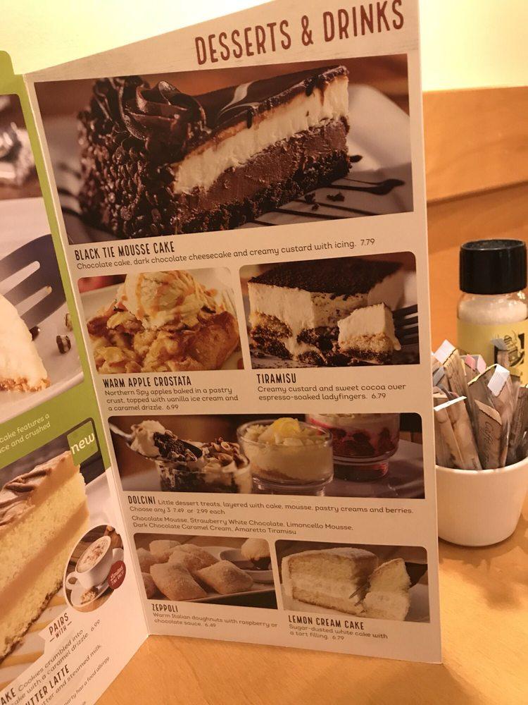Photo Of Olive Garden Italian Restaurant Williamsville Ny United States Dessert Menu