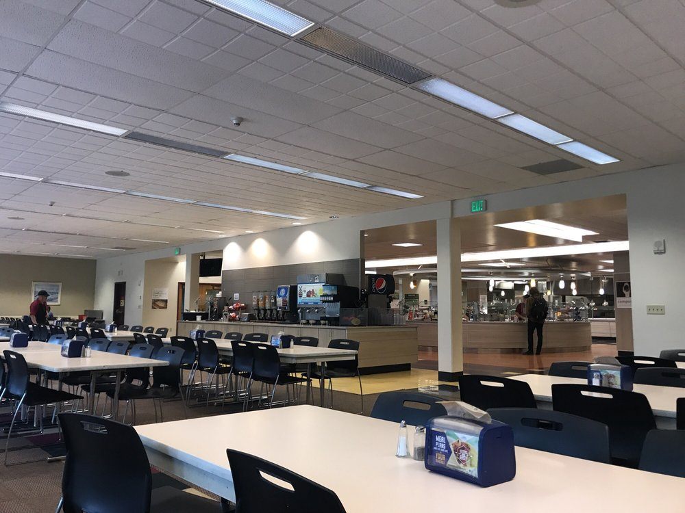 Fairhaven Dining Hall: Fairhaven Complex, Bellingham, WA
