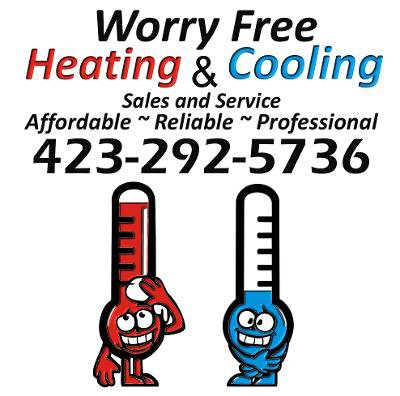 Worry Free Heating And Cooling: Church Hill, TN