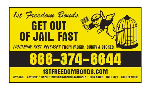 1st Freedom Bonds: Siloam, NC