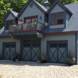 Photo of Upstate Doors - Waddington NY United States & Upstate Doors - 16 Photos - Garage Door Services - 243 Lincoln Ave ...