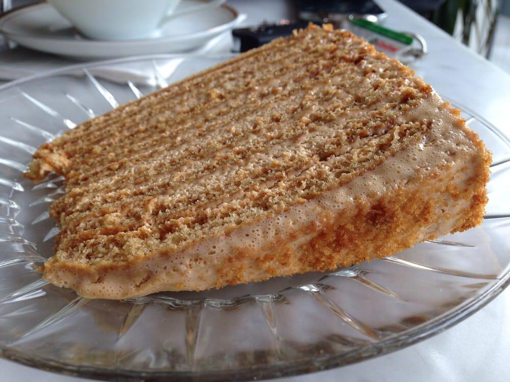 Russian Honey Cake Th Century Cafe Recipe