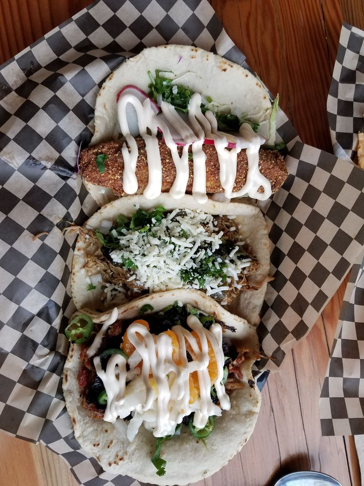 Food from Tacovore - Corvallis