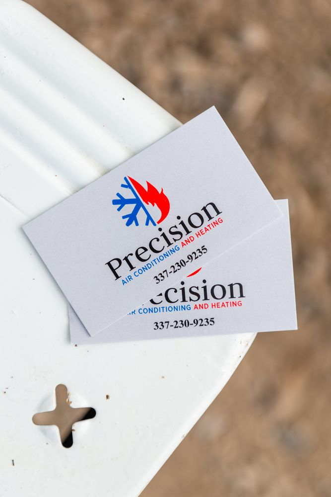 Precision Air Conditioning and Heating: 13911 Harrington Rd, Erath, LA