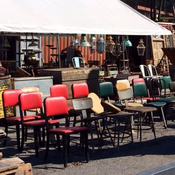 Awesome Photo Of Scott Antique Market   Atlanta, GA, United States. Cool Old Chairs
