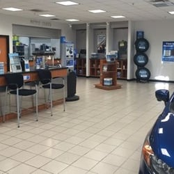 Photo Of Freeway Honda   Birmingham, AL, United States. Freeway Honda Parts  Counter