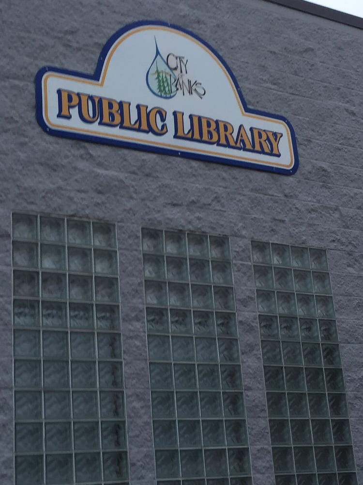 Banks City Library: 42461 NW Market St, Banks, OR