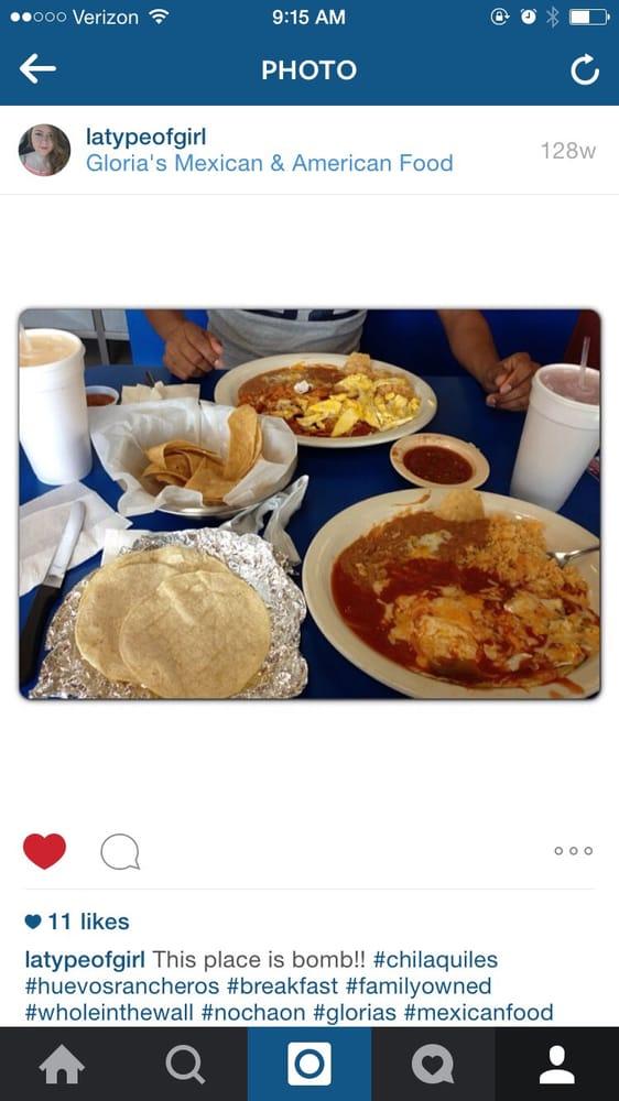 Gloria Mexican Food Azusa Ca