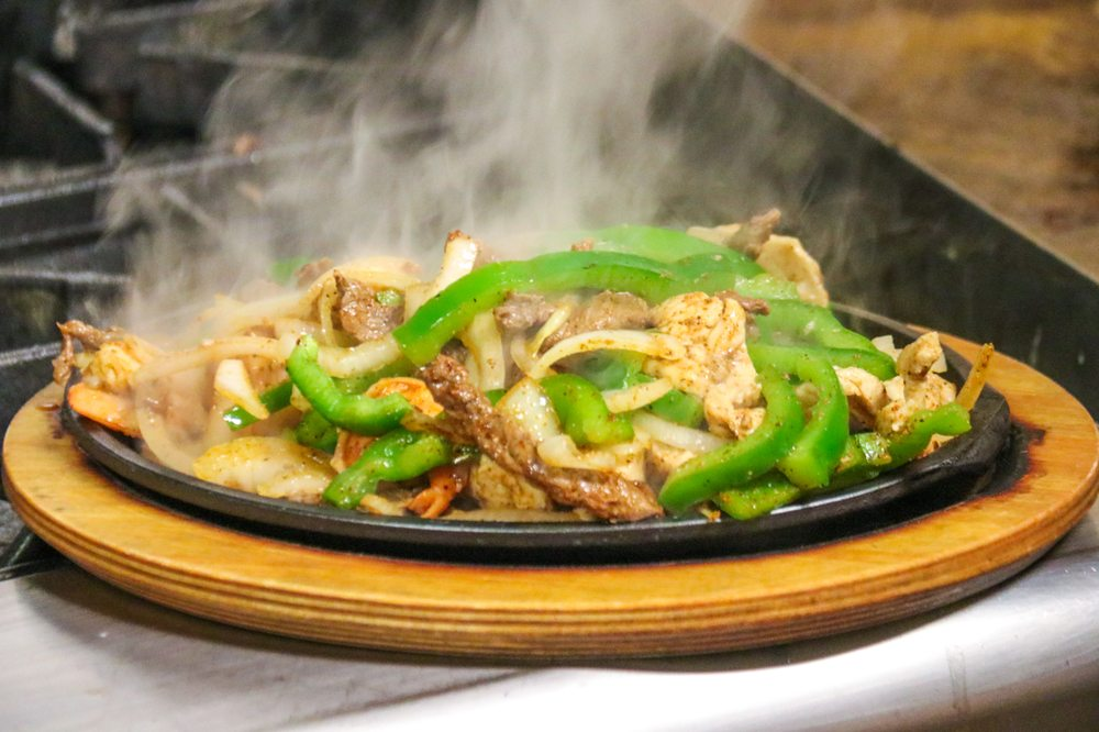 El Rancho Mexican Restaurant: 543 S Main St, Moorefield, WV