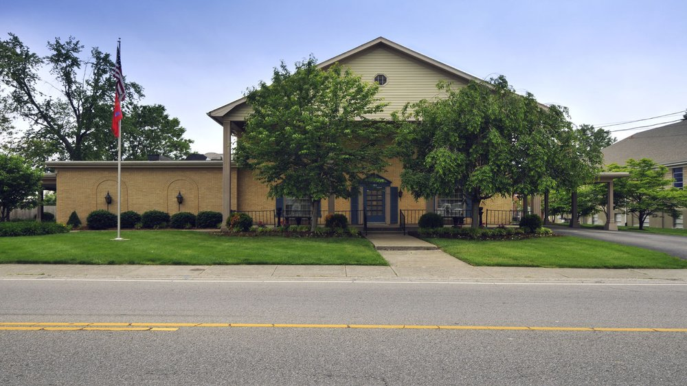 Fairdale-McDaniel Funeral Home & Cremation Services: 411 Fairdale Rd, Fairdale, KY