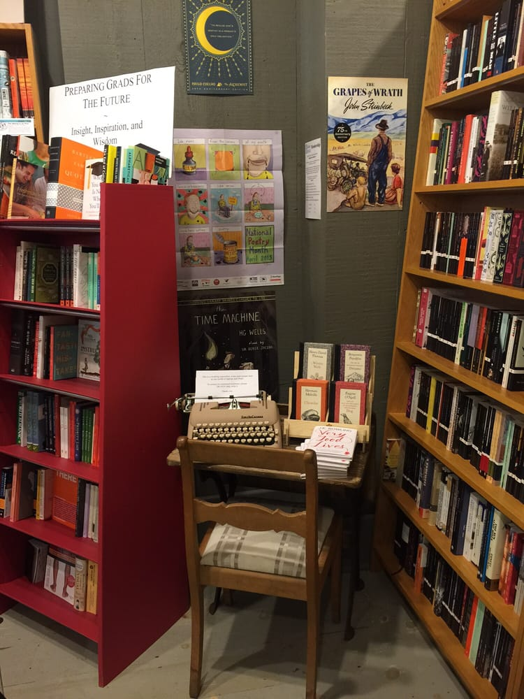 Brilliant Books: 118 E Front St, Traverse City, MI