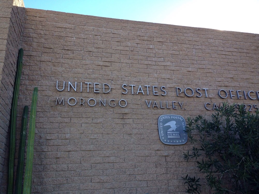 US Post Office: 49649 29 Palms Hwy, Morongo Valley, CA