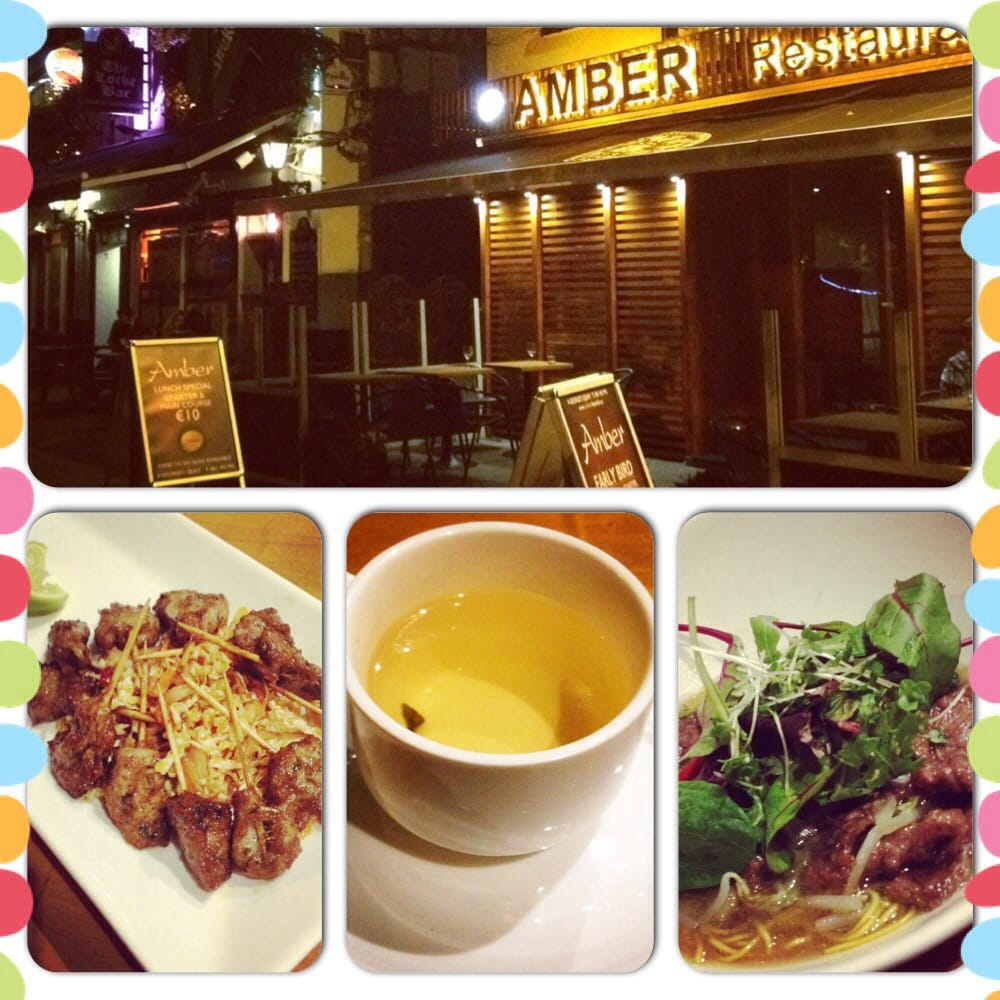 Amber closed 14 photos asian fusion george 39 s quay for Amber asian cuisine