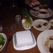 I M About Photo Of Jamil S Restaurant Tulsa Ok United States Post Dinner