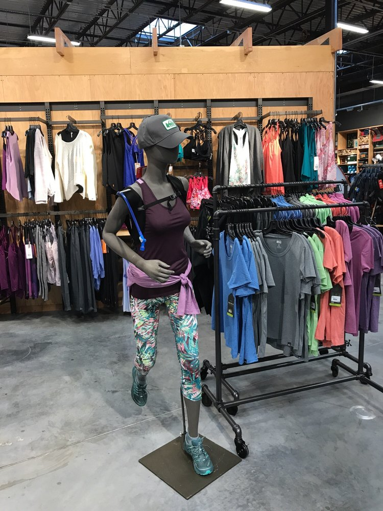 REI Co op: 430 North Orlando Ave, Winter Park, FL