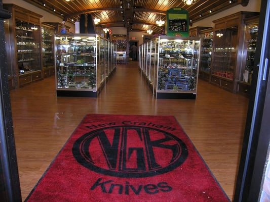 New Graham Knives 560 Virginia Ave Bluefield, VA Kitchen
