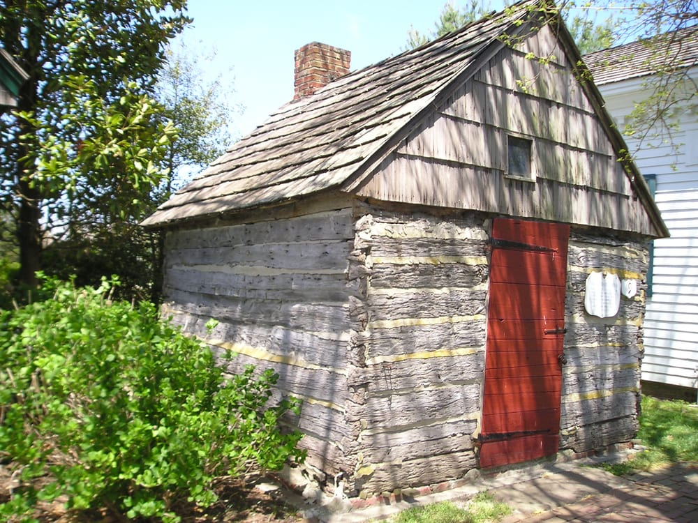 Constructed By Early Swedish Settlers In The Late 17th