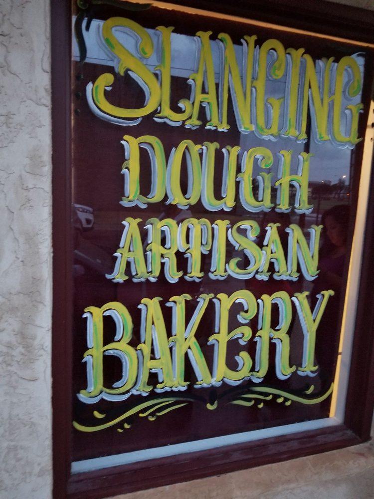 Slanging Dough Bakery: 16 E 3rd St, San Angelo, TX