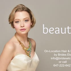 Photo of Brides Etc. - Toronto, ON, Canada. Wedding hair and makeup