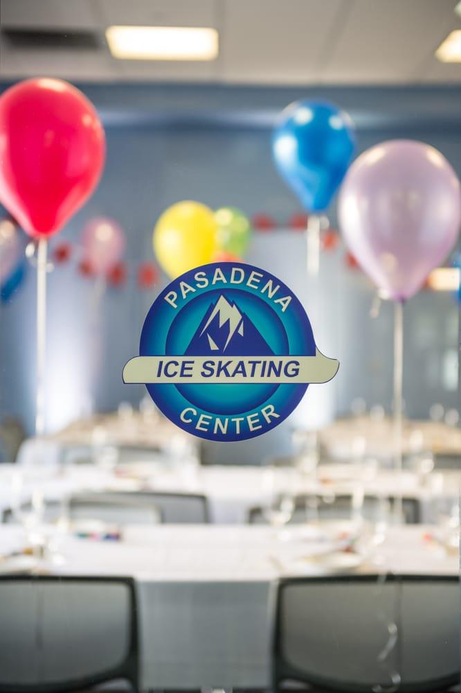 Pasadena Ice Skating Center: 300 E Green St, Pasadena, CA