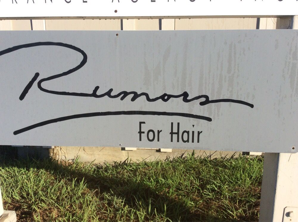 Rumors All About Hair: 38550 S Hwy 1, Gualala, CA