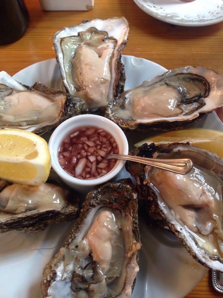 Seafood Restaurant Near Fakenham