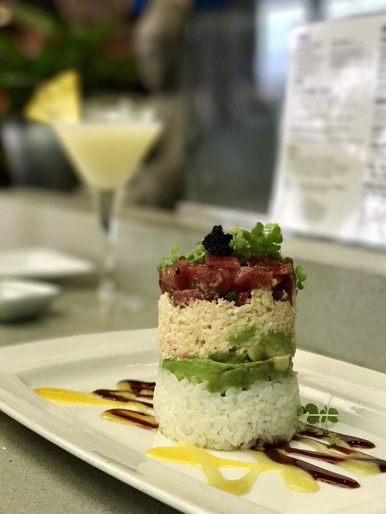 Blue Sushi Sake Grill: 808 R St, Lincoln, NE