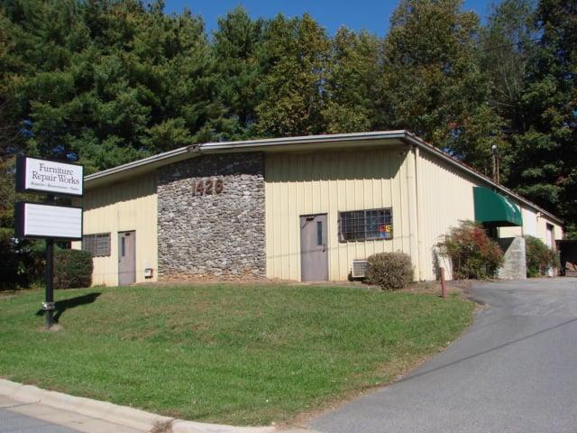 Furniture Repair Works: 1426 Brevard Rd, Asheville, NC