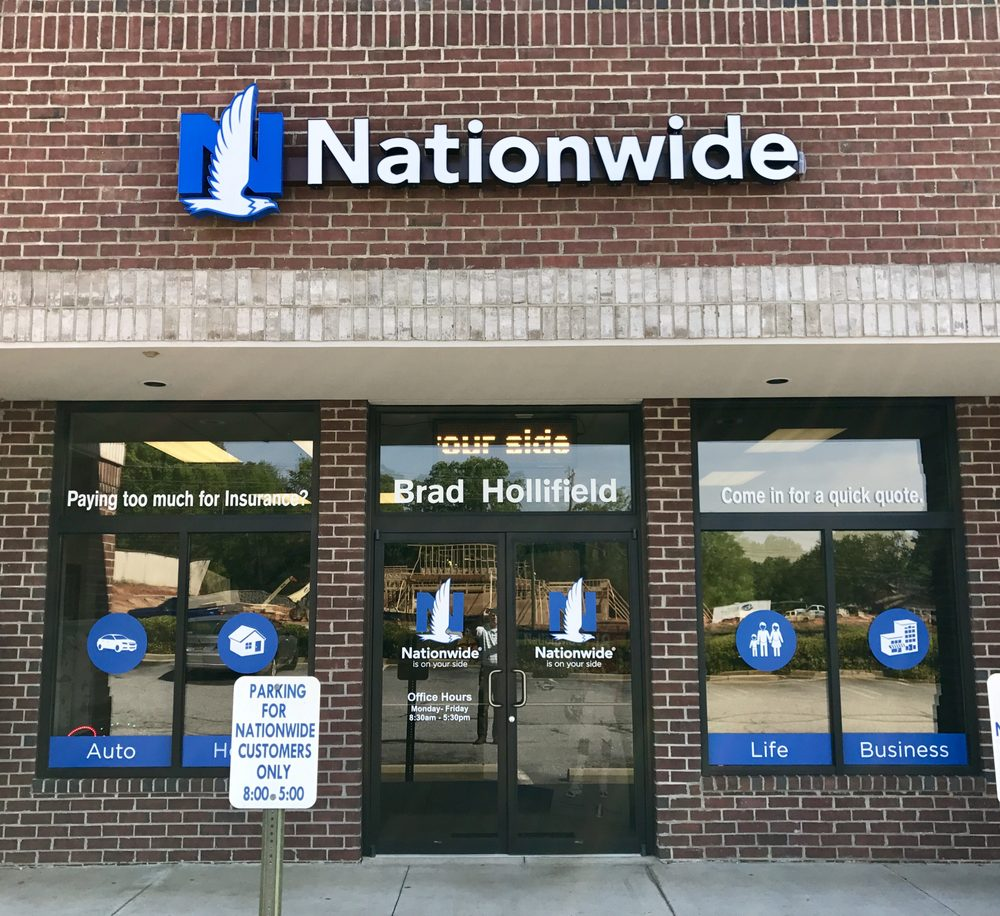 Nationwide Auto Quote Brad Hollifield Nationwide Insurance Agency  Get Quote  Home