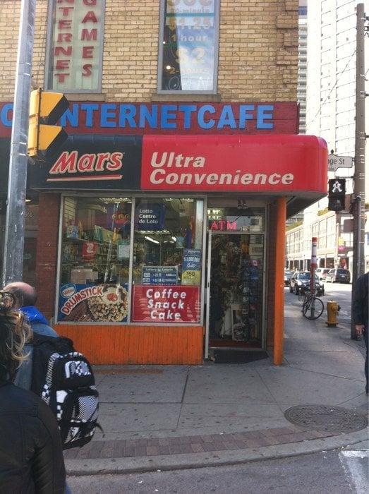 Ultra Convenience