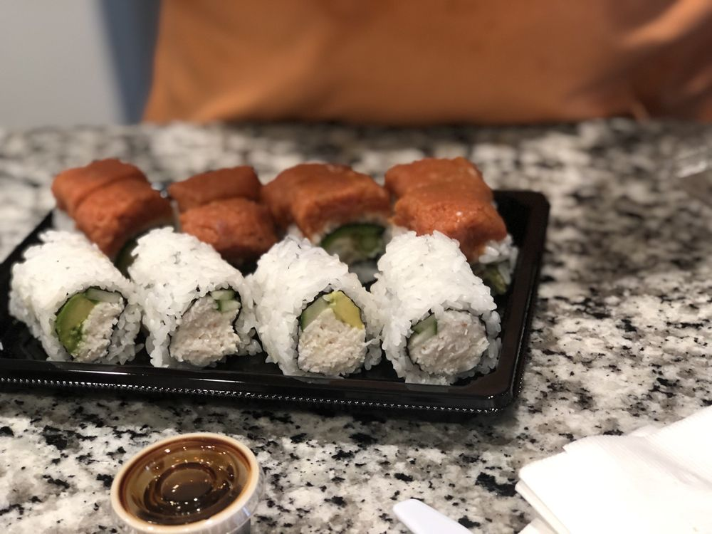 Sapporo Sushi: 29787 Antelope Rd, Menifee, CA