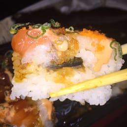 Sakura Japanese Cuisine - Astoria, NY, United States. Sushi Box Cake Roll