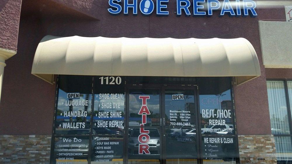 Shoe Repair Location Las Vegas