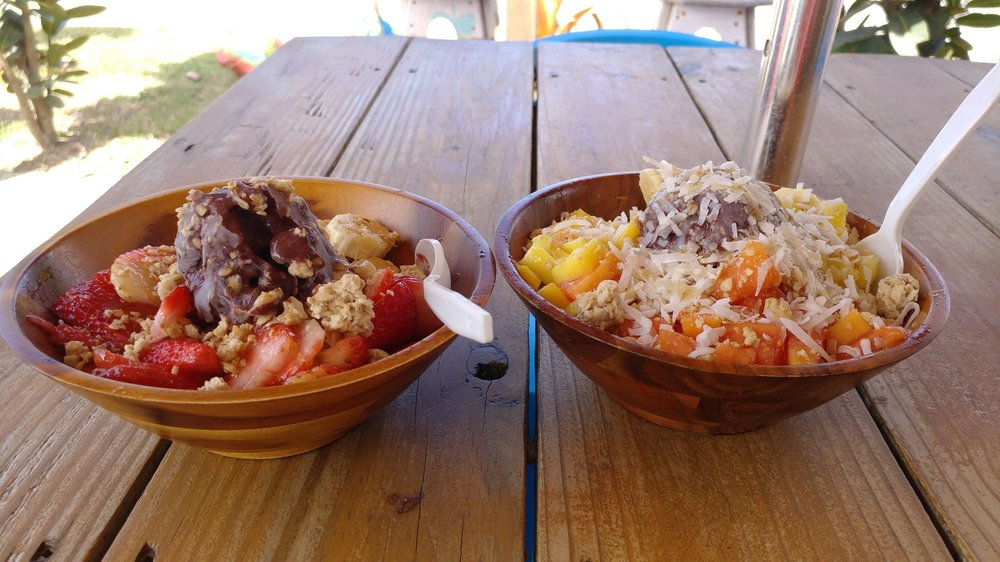 Tip Top Acai Express: Carrera 441 Barrio Guaniquilla Playa, Aguada, PR