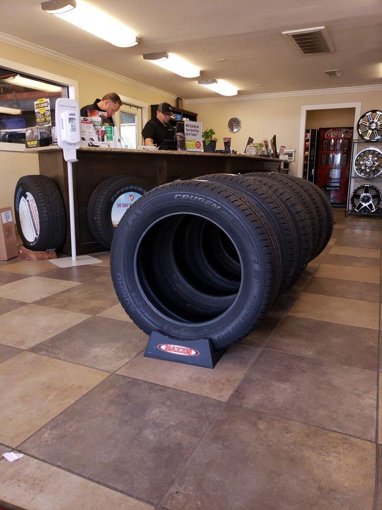 Mt Pleasant Tire and Brake: 1811 W Ferguson Rd, Mount Pleasant, TX