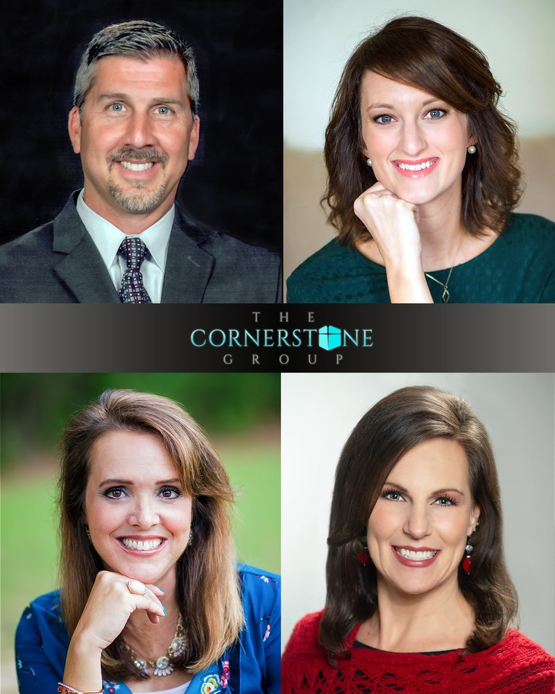 The Cornerstone Group: 220 West Pine St, Hattiesburg, MS