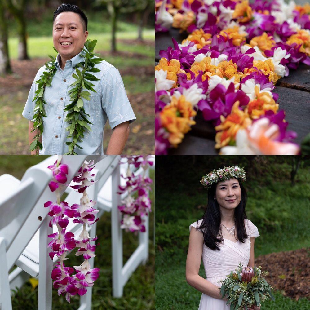 Dora's Lei Stand: Honolulu, HI
