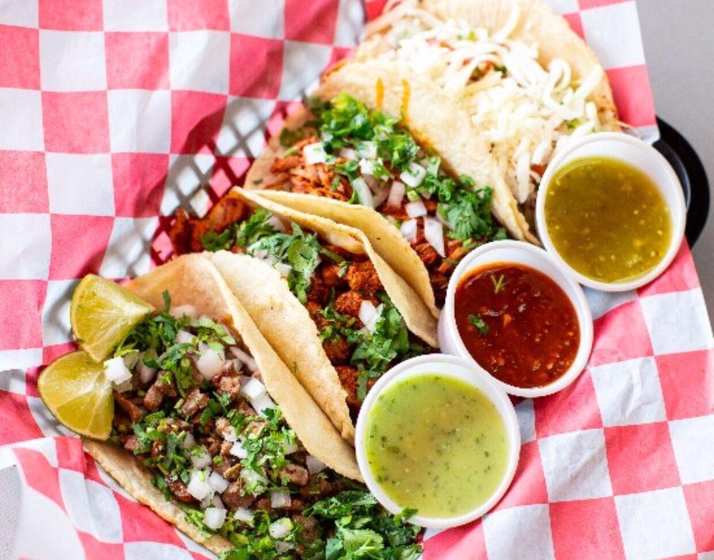 Crazy Burrito: 2506 W Columbus Dr, Tampa, FL
