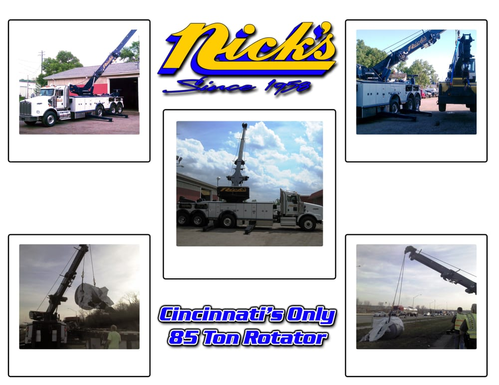Nick's Towing Service