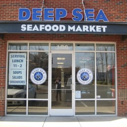 Deep sea seafood market 111 94 10020 for Fish market charlotte