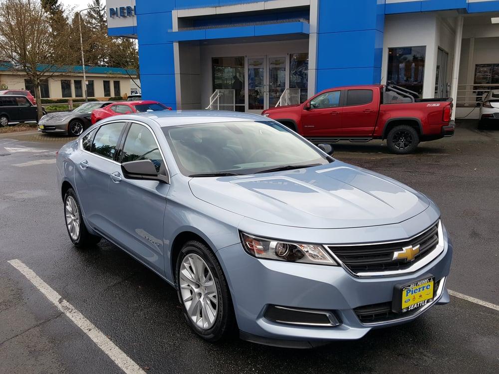 Bill Pierre Chevrolet >> 2015 Chevy Impala Ls Yelp