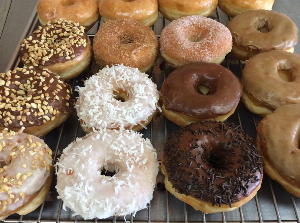 Ontario Donuts: 1923 E 4th St, Ontario, CA