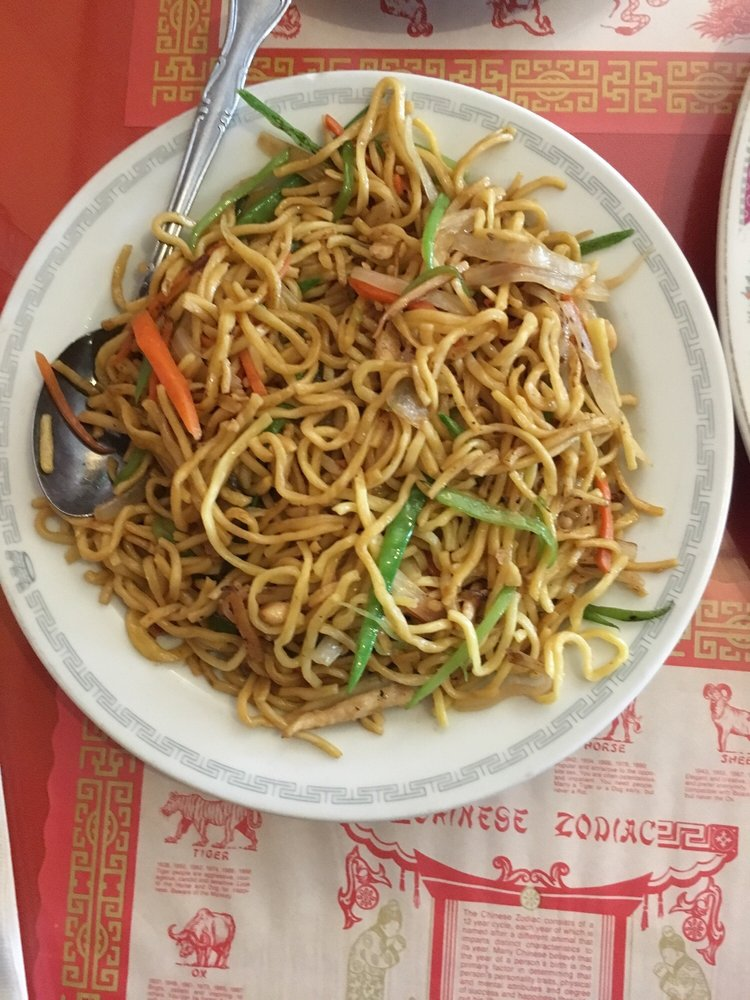 Food from Canton Chinese Restaurant