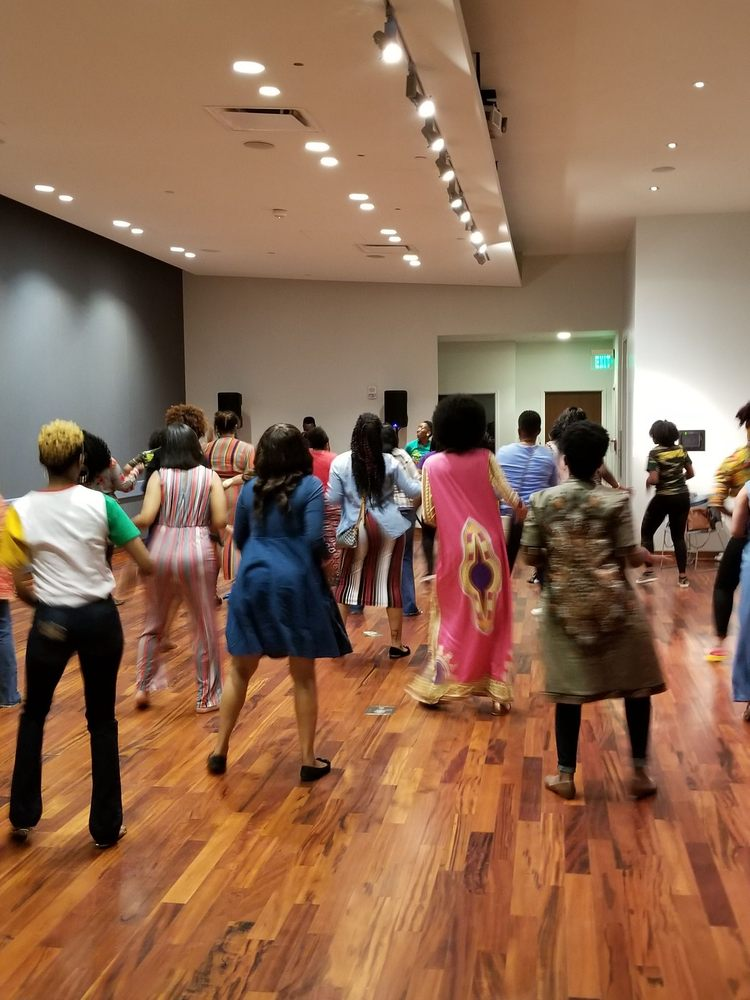 The Harvey B. Gantt Center For African American Arts & Culture