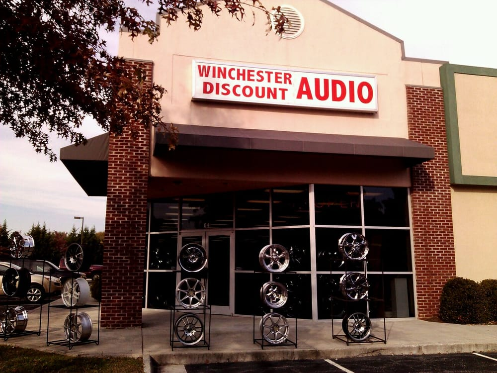 winchester discount audio 27 photos 12 reviews
