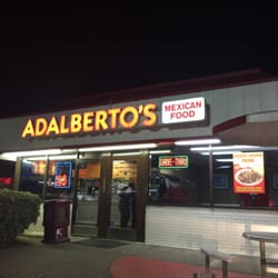 Adalberto S Mexican Food Restaurant Fairfield Ca